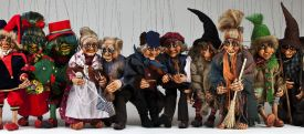 Czech caricature characters