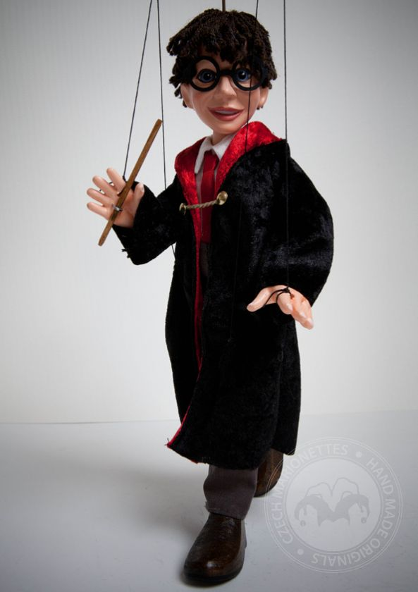 Harry Potter Puppe