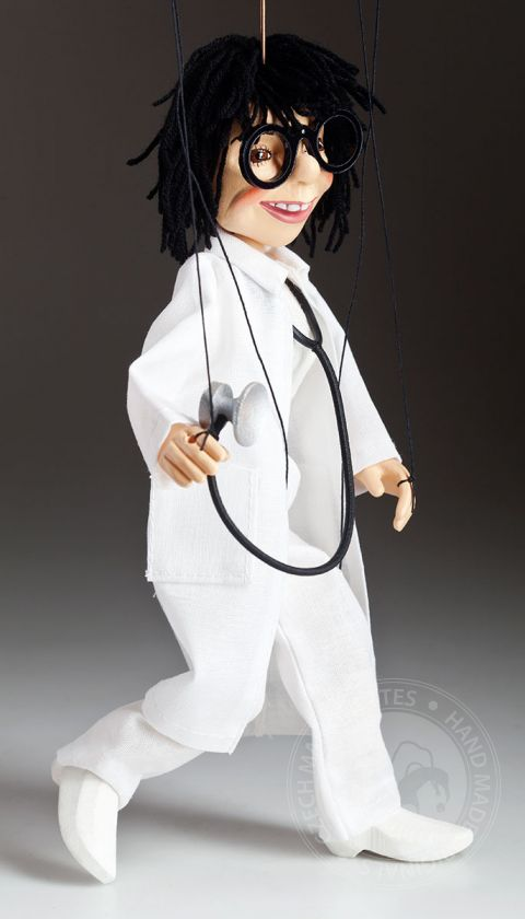 Doctor Betty Marionette
