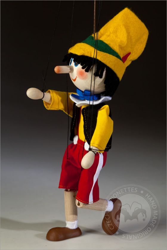 Cute Pinocchio for our little ones