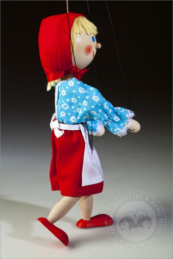 Little Red Riding Hood Sue Marionette
