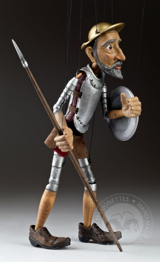 Marionnette: Don Quichotte