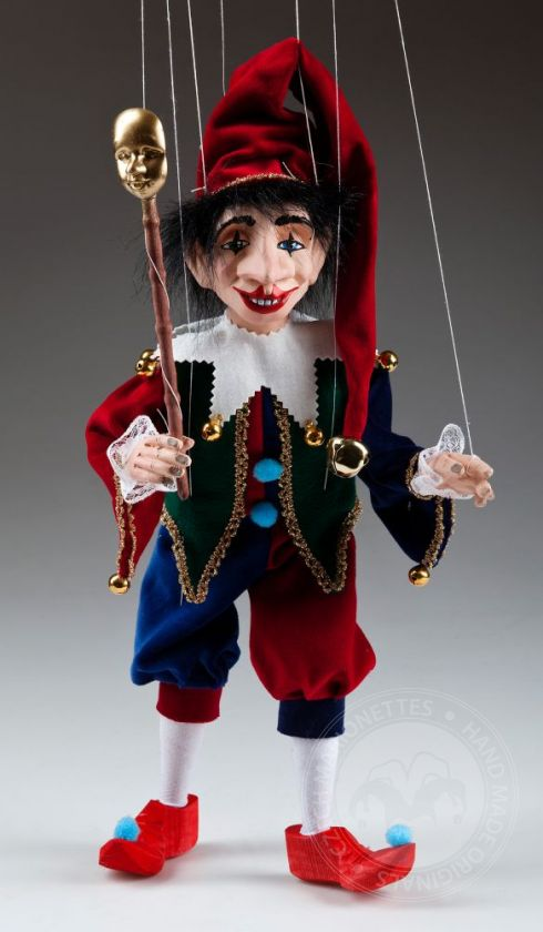 Barney The Jester From Future Marionette