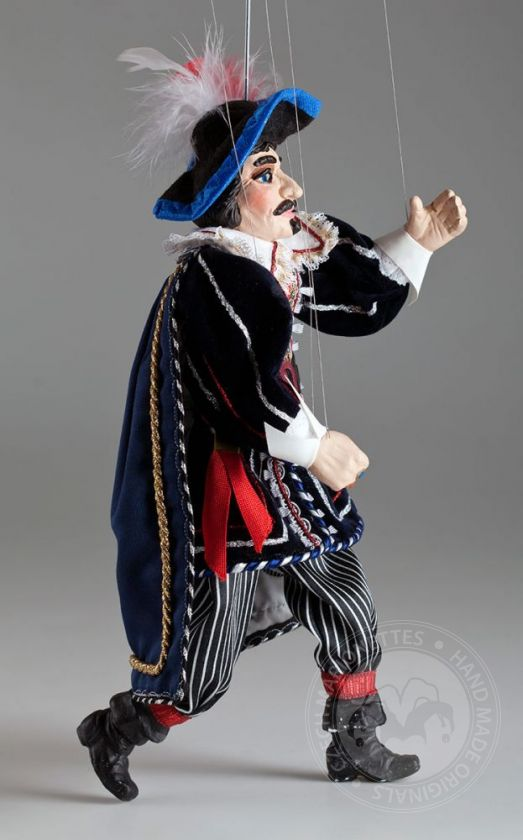 Musketeer Atos Marionette
