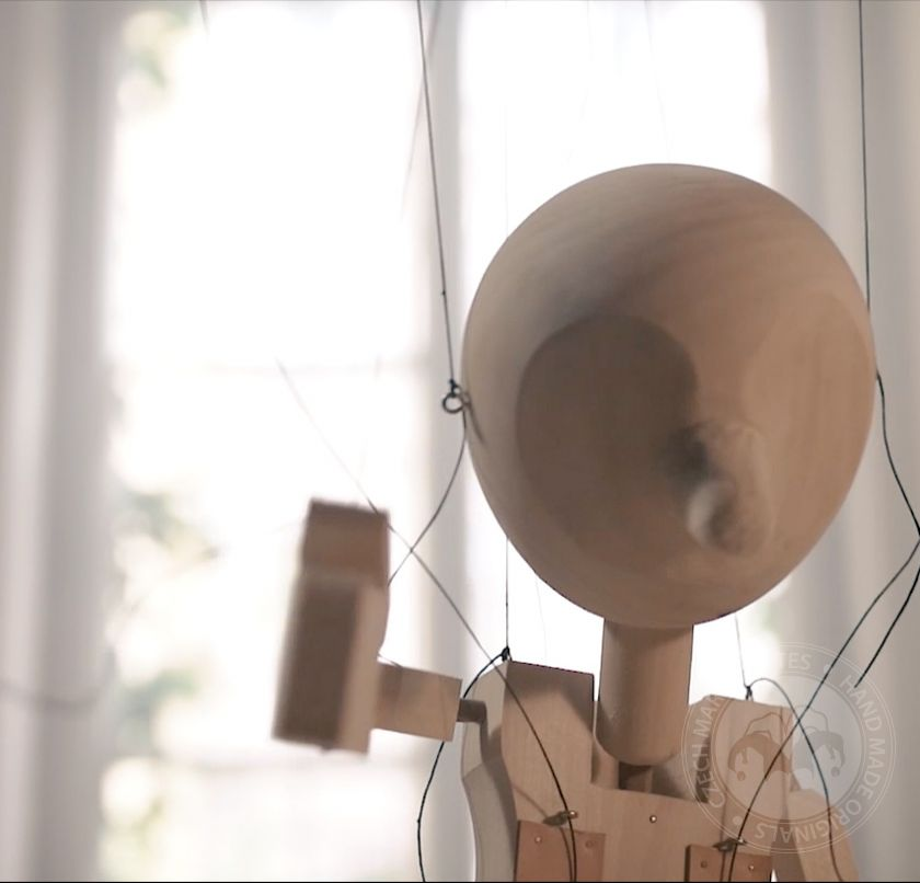 Anymator (ANY) - Do it yourself KIT of a full control universal marionette