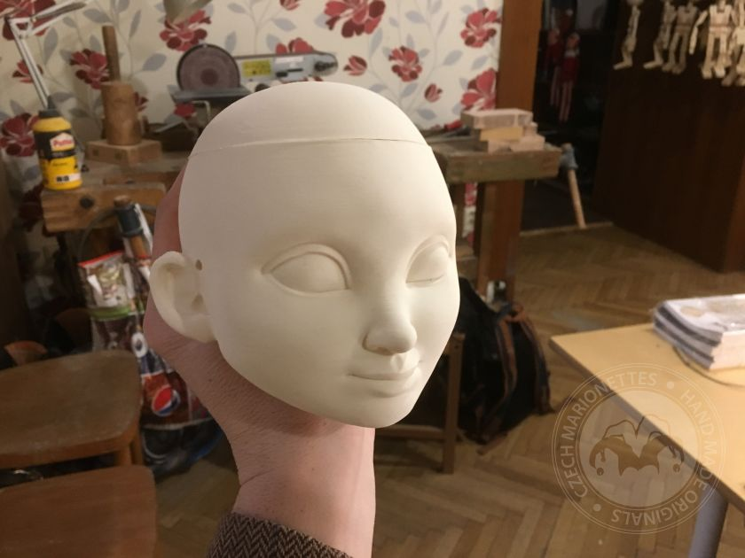 3D print of a head and body 60cm (24inches)