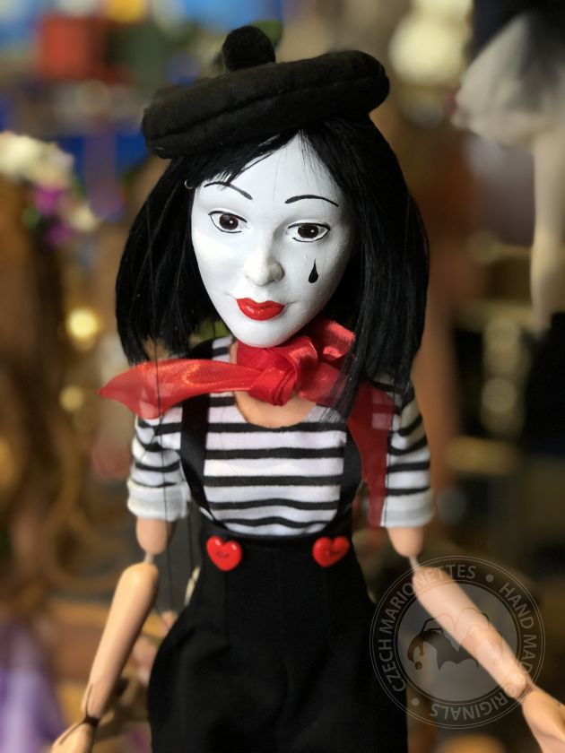 Custom marionette up to 70cm (28 inches)