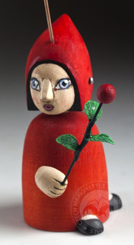 Red Riding Hood Puppet