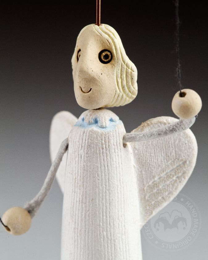 Little ceramic Angel