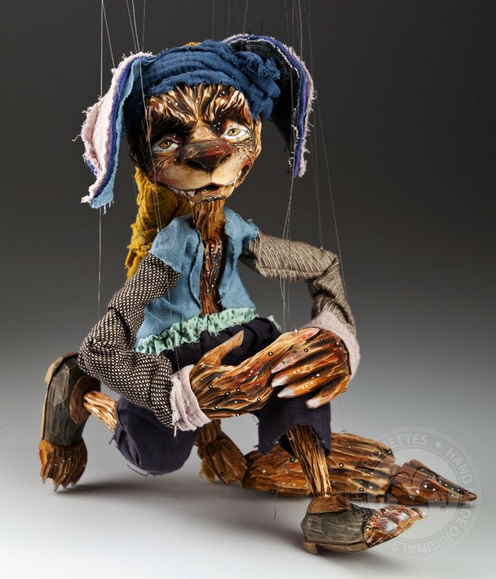 Something like weasel marionette