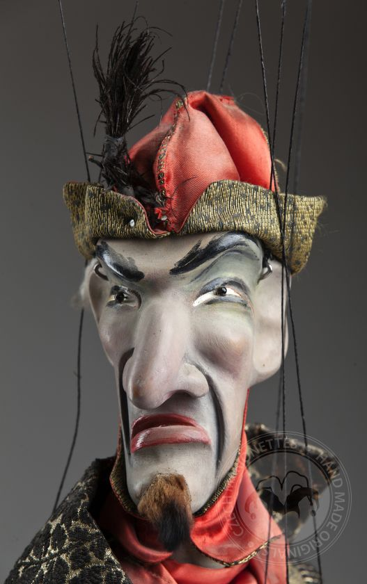 Antique Chinese man