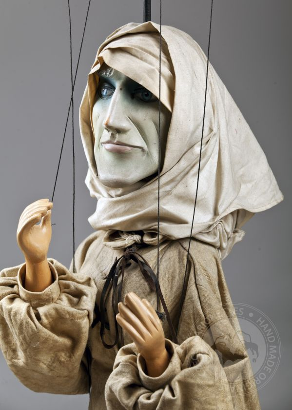 Sibyl - antique marionette