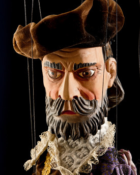 Faust - antique marionette