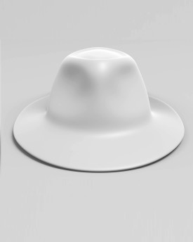 MJ hat for 3D print