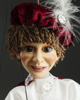 Prince Peter – awesome hand-made string puppet