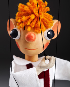 Hurvinek - wellknown Czech marionette (small)