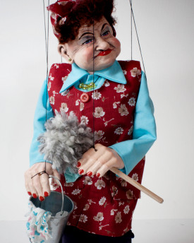 Cleaning Lady Margarette Marionette