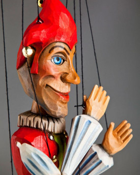 Jester Junior Marionette