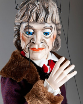Thomas Jefferson Marionette