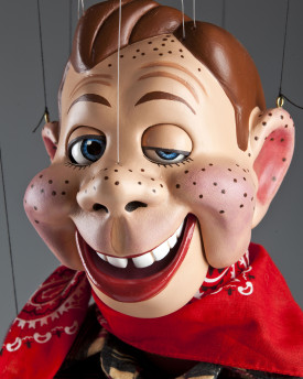Howdy Doody Marionette - Replica of famous marionette, made to order for fans
