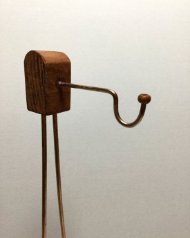 Wooden Stand – custom adjust to measure for your marionette