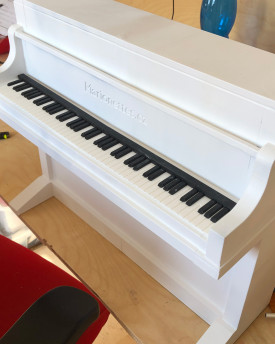 Piano model for 3D printing 460x380x170 mm