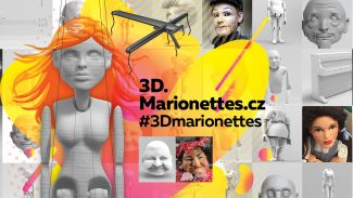 Download e stampa di marionette 3D